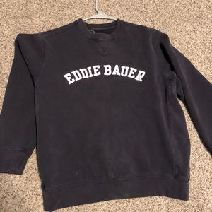 Eddie Bauer crew neck